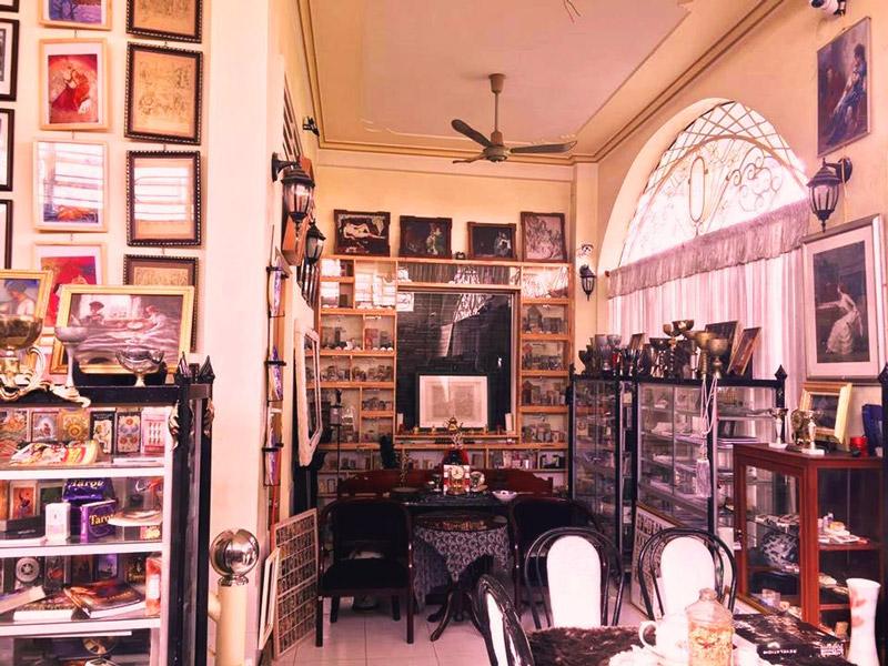 Du lịch Cần Thơ - Bảo tàng Tarot