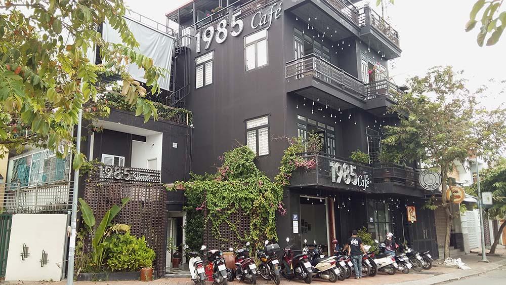 1985 Café - Cafe độc đáo ở Cần Thơ