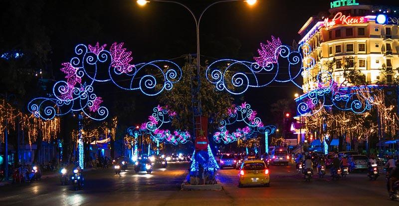Các con đường nổi tiếng tại Cần Thơ