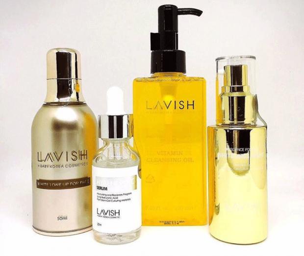 Lavish H Baby Korea Cosmetics