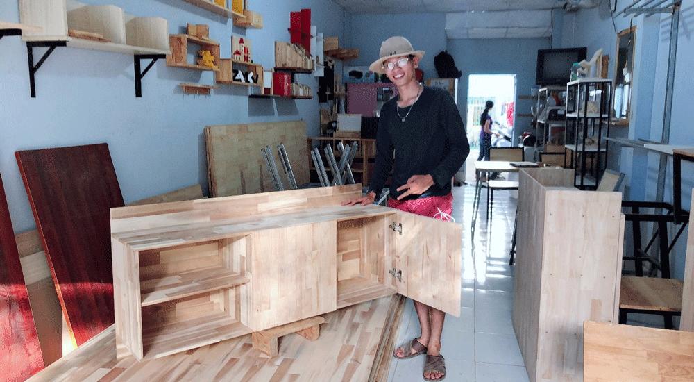 xưởng gỗ cần thơ