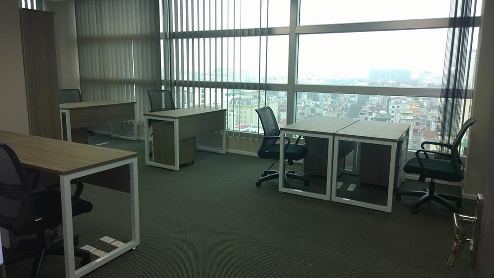 văn phòng cho thuê 2