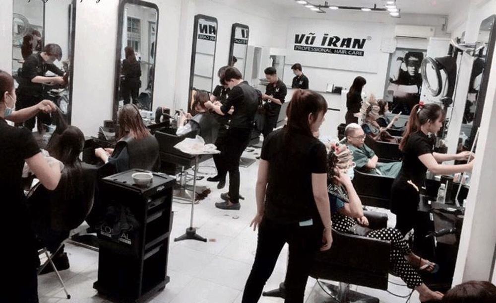 tóc đẹp tại Cần Thơ