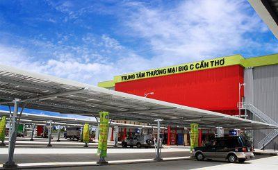 Trung tâm thương mại - Siêu thị Big C Cần Thơ