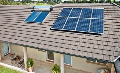 Máy nước nóng năng lượng mặt trời Cần Thơ