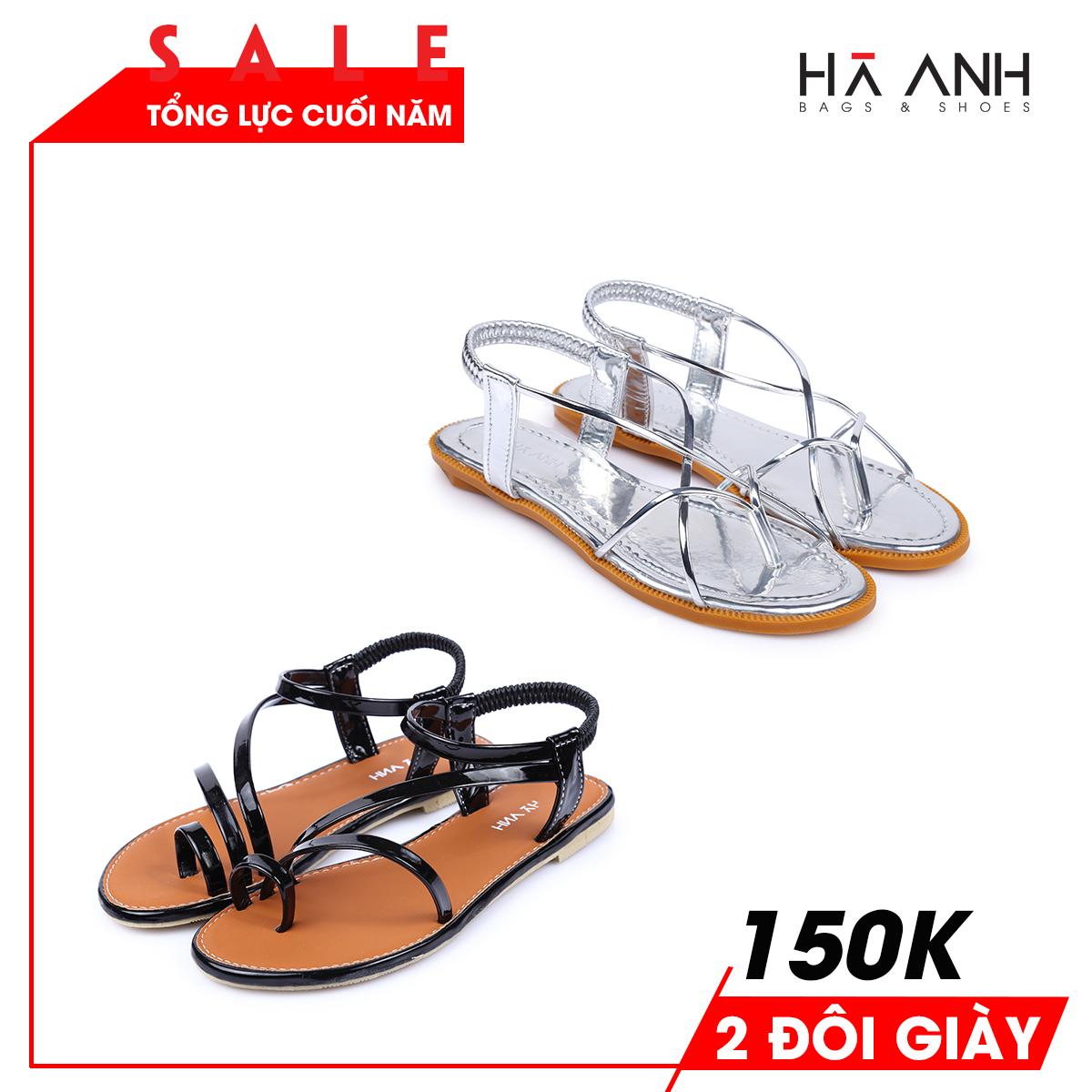 Đặc biệt, sở hữu liền tay 2 đôi giày giá CHỈ CÒN 150K.