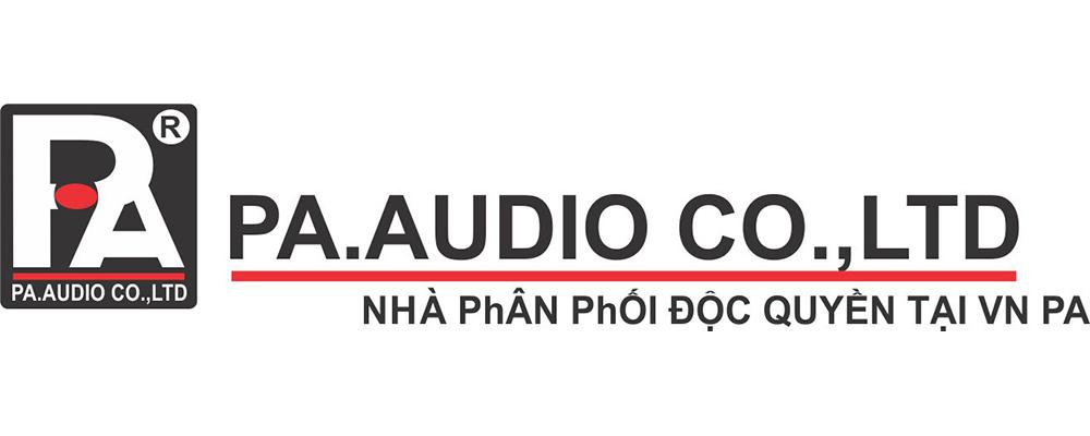thiết bị âm thanh nhà phân phối pa audio
