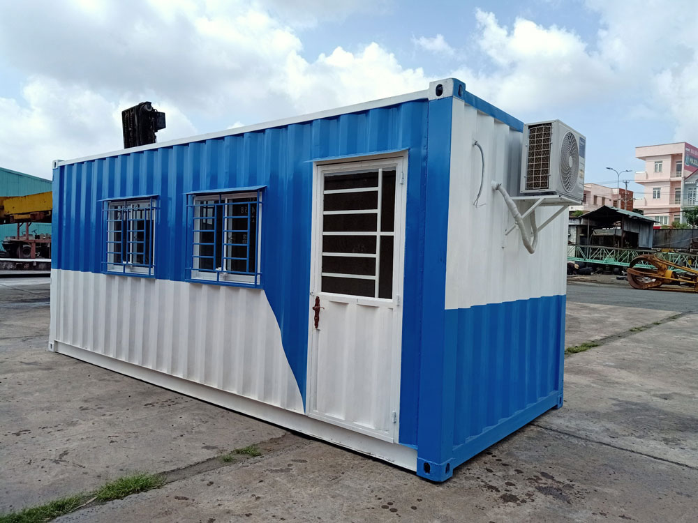 Container Trà Vinh - TTC Container