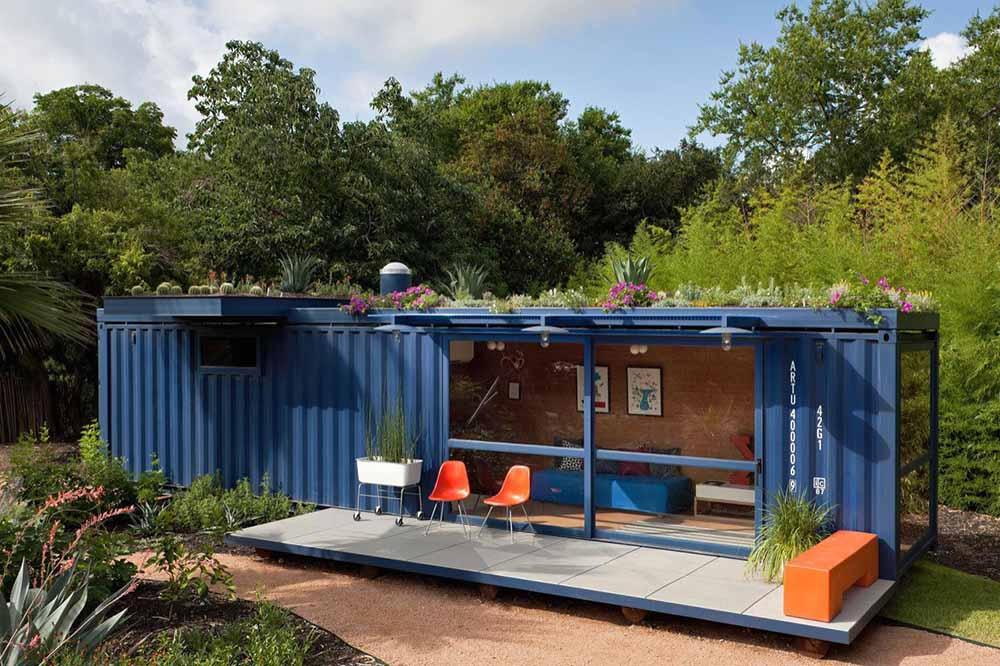container trà vinh nhà ở