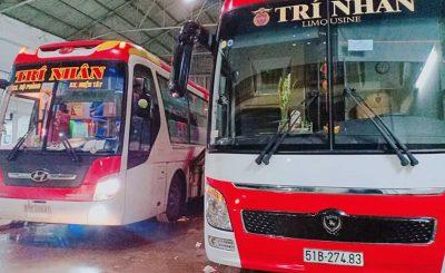 Xe khách Bạc Liêu - Sài Gòn 2019