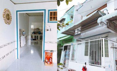 Nhà bán Hẻm Liên Tổ 1 - 2 Nguyễn Văn Cừ