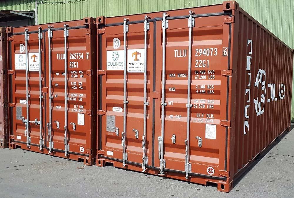 Bán và cho thuê Container tại Sóc Trăng