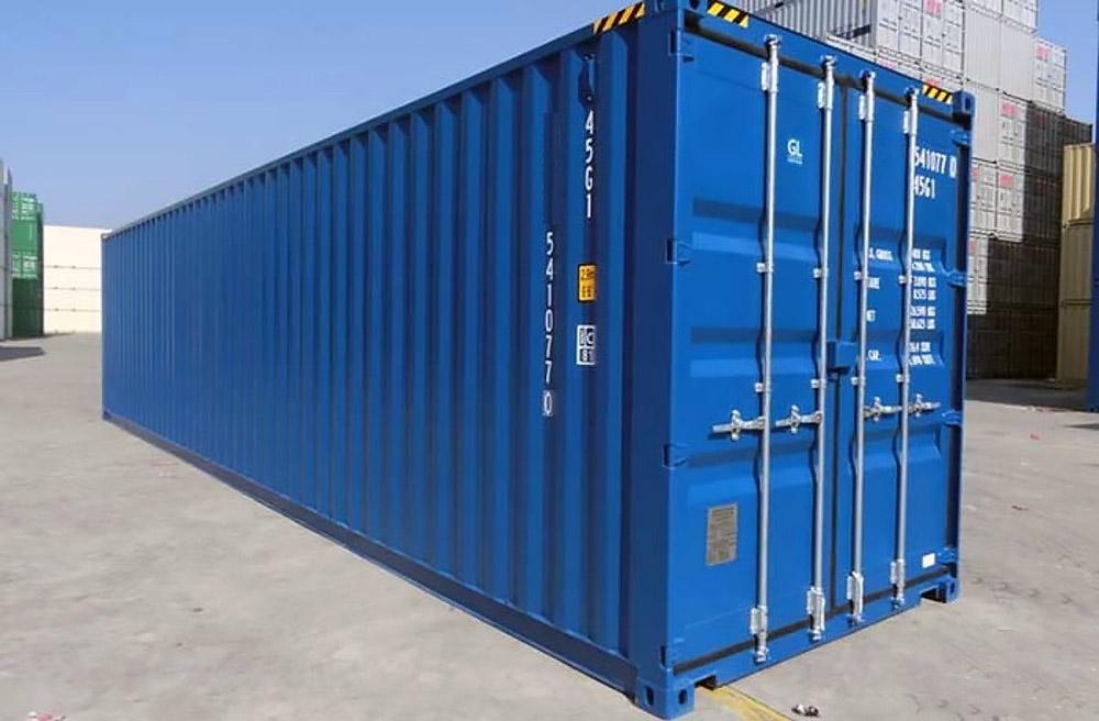 Mua bán Container Miền Tây - Container khô 45 feet