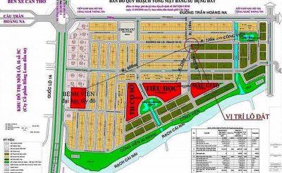 Đất nền Đường D26 Khu dân cư Hồng Loan