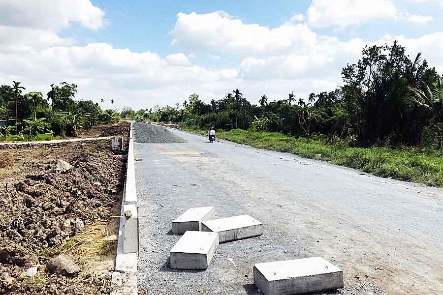 Đất mặt tiền Nguyễn Văn Cừ Nối Dài