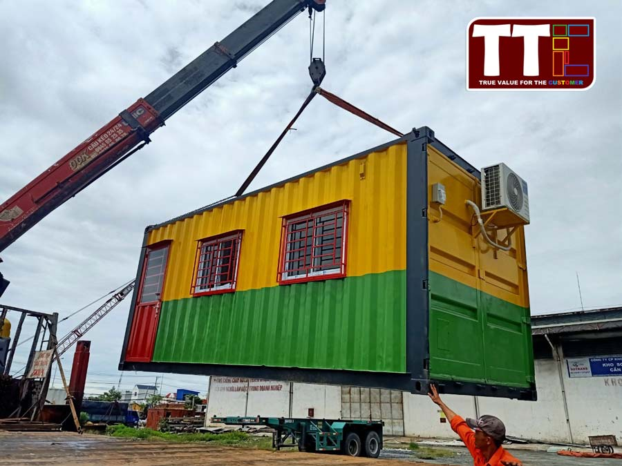 TTC Container miền Tây