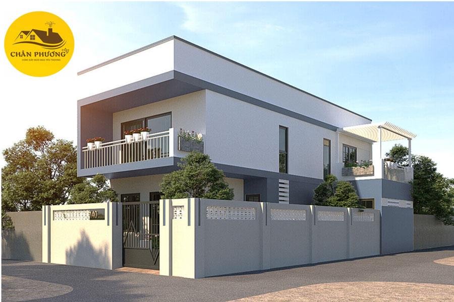 Quy trình xây dựng nhà xinh Cần Thơ - Thiết kế xây nhà Chân Phương