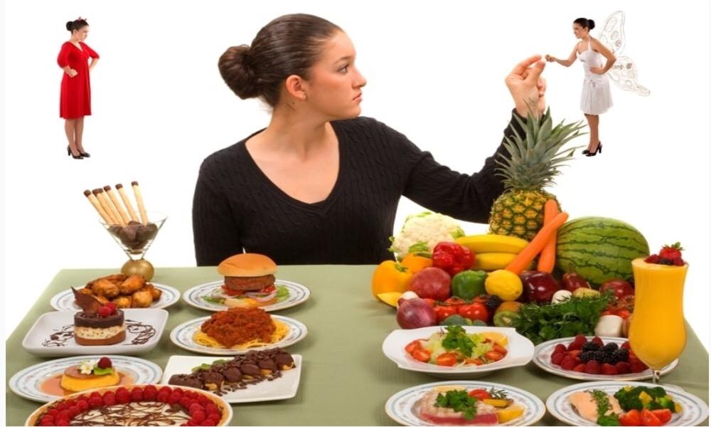 Thiết lập chế độ ăn uống hợp lí để có một làn da khỏe đẹp