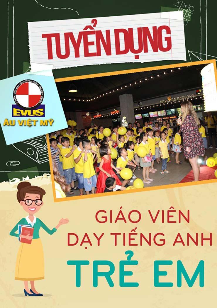 Âu Việt Mỹ Cần Thơ - Trung tâm Anh văn Cần Thơ
