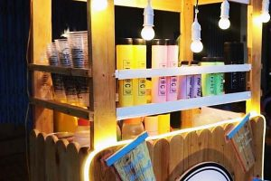 Thiết kế, thi công xe trà sữa, xe cafe mang đi Cần Thơ