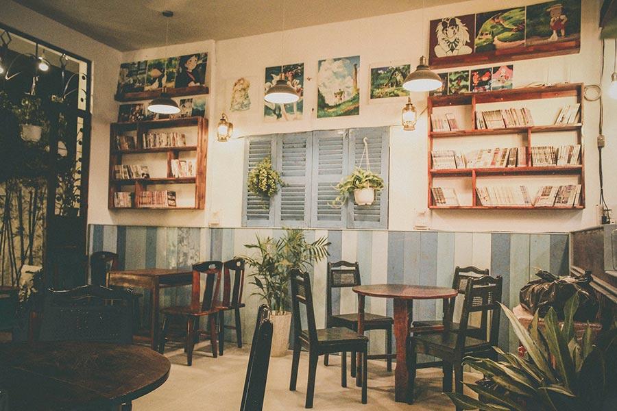 Ghibli coffee - 188/9 Nguyễn Văn Cừ