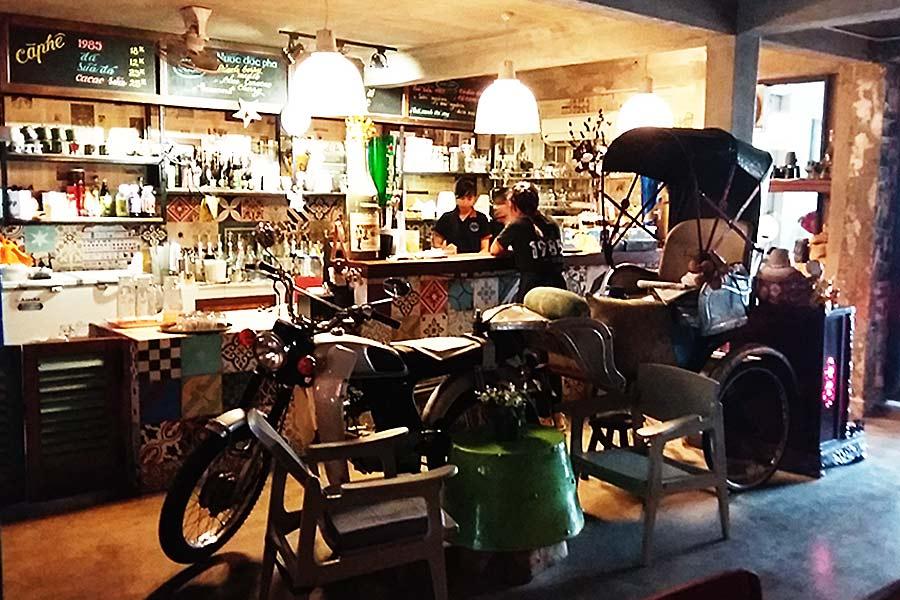 Top những quán cafe độc đáo ở Cần Thơ