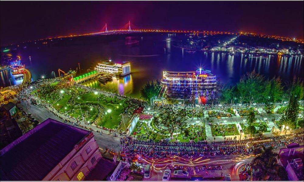 Bến Ninh kiều - Chụp ảnh ngoại cảnh Cần Thơ