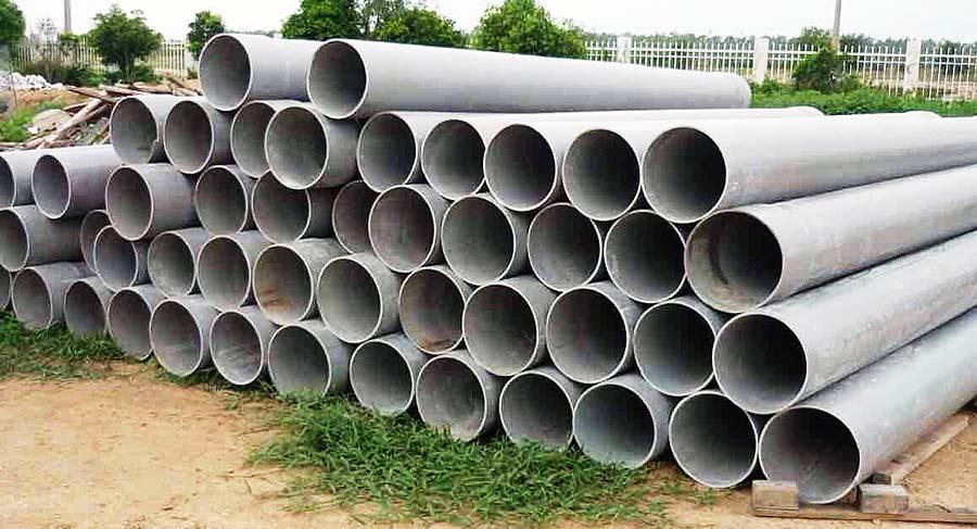 Hệ thống đường ống bơm cát dài và linh động