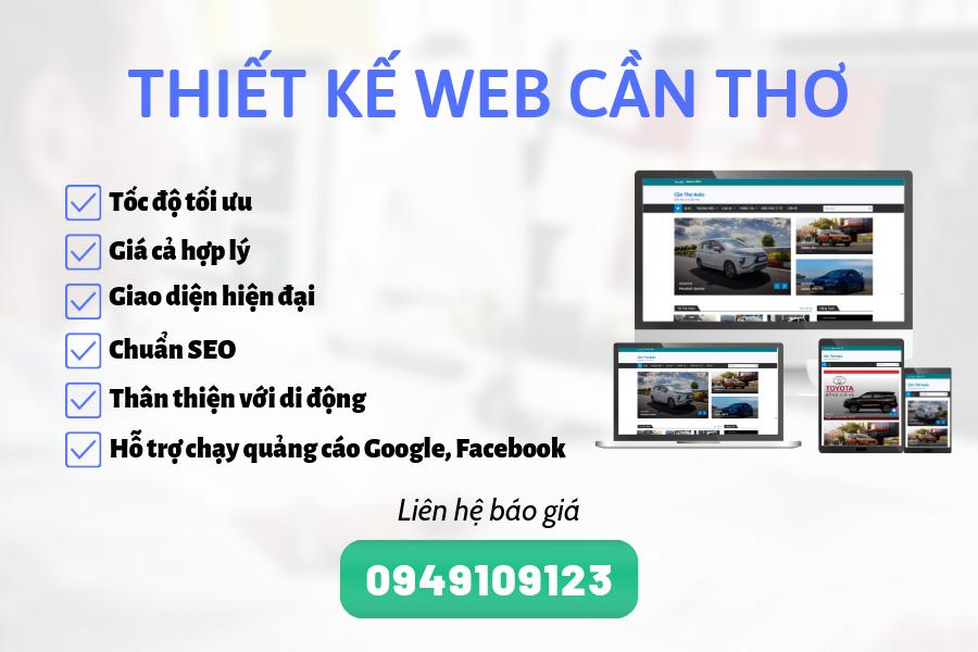 Thiết kế Web Cần Thơ - Plus Team