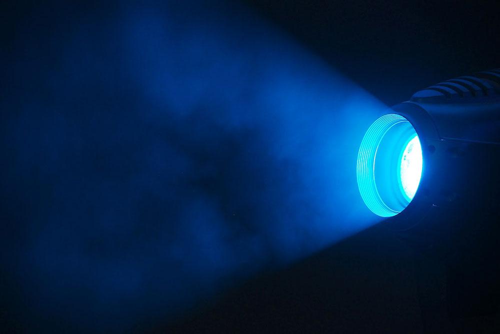Máy chiếu theo độ sáng