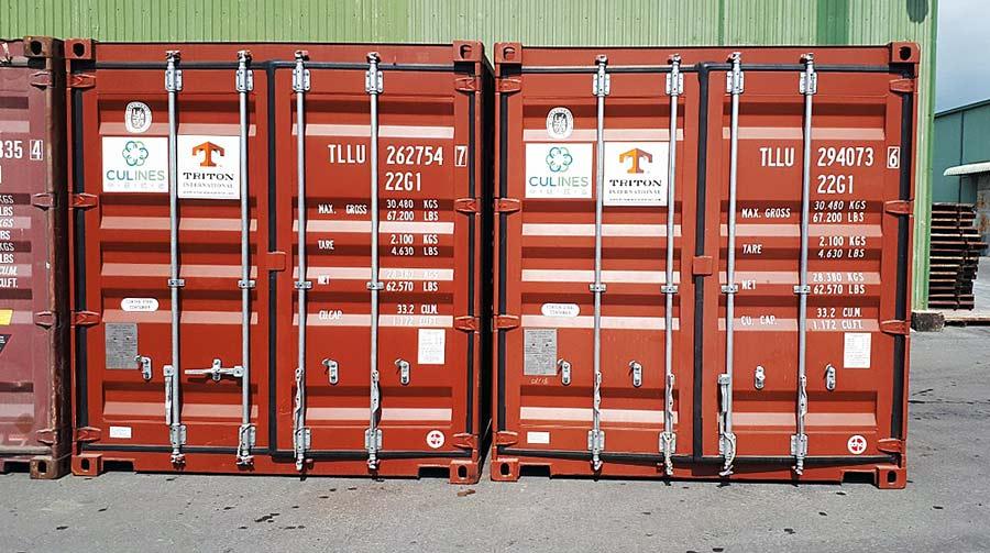 Thu mua Container đã qua sử dụng
