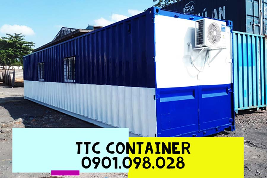 Thu mua Container cũ - Container TTC
