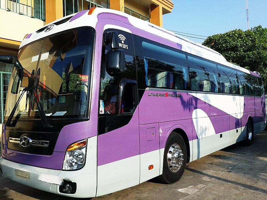 Dịch vụ thuê xe Phú Quốc - Vận tải Thanh Sơn