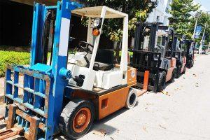 Vận tải Lộc Phát: Cho thuê xe nâng hàng Cần Thơ
