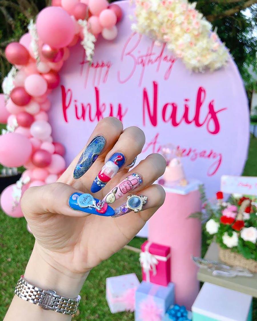 PInky nails care Cần Thơ