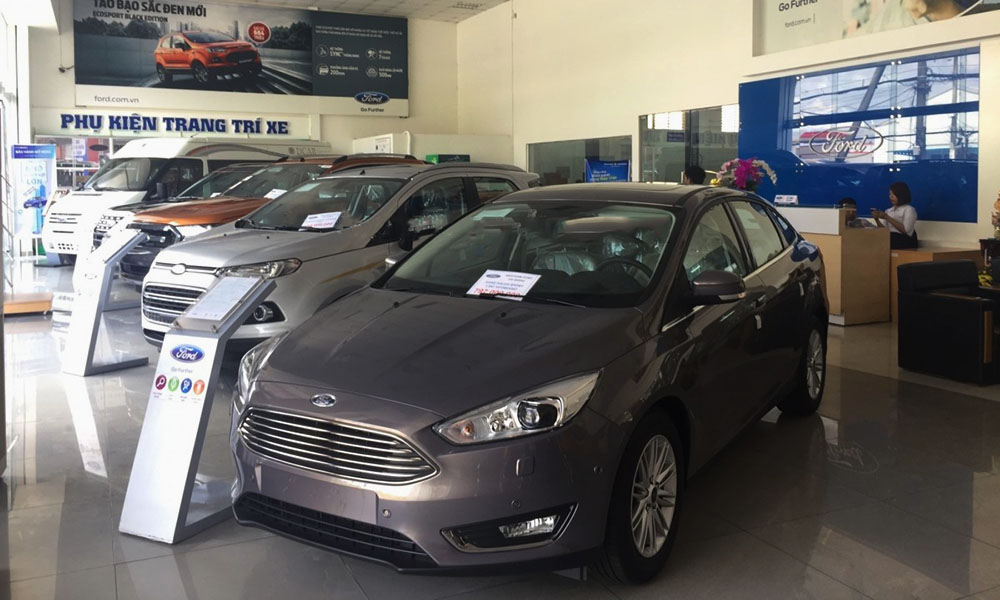 Dịch vụ 3S Ford