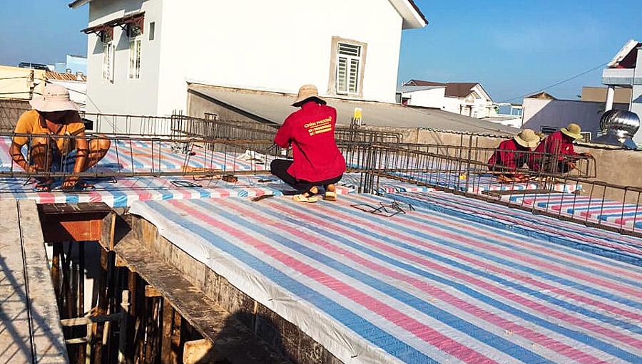 Chân Phương: Giải pháp sơn - sửa nhà trọn gói Cần Thơ