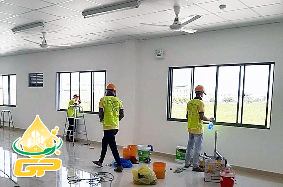 Vệ sinh Gia Phú: nhận vệ sinh công trình, vệ sinh nhà sau xây dựng,...