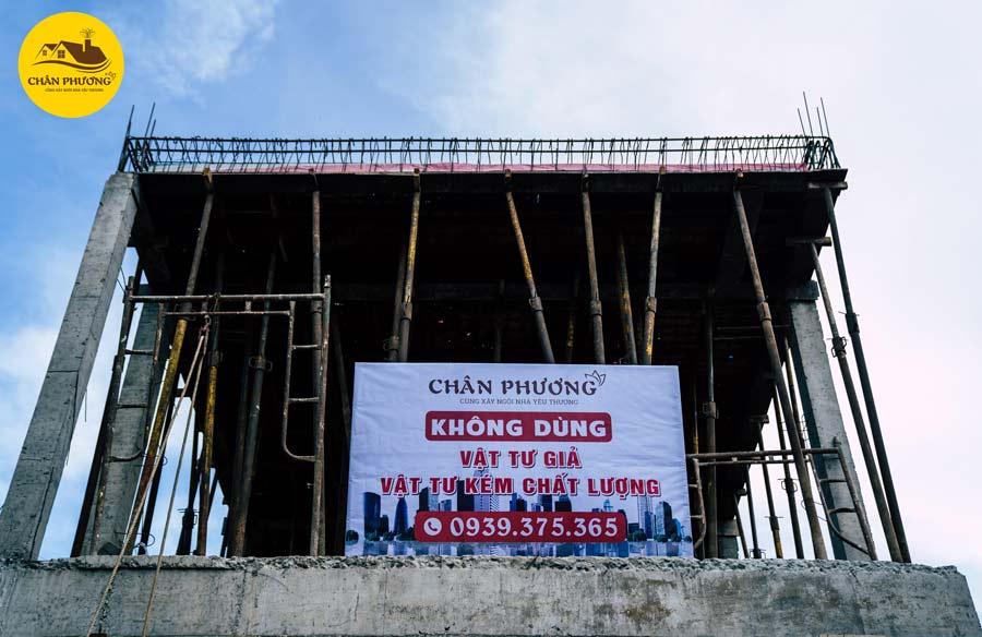 Xây dựng Chân Phương - Cam kết chất lượng công trình