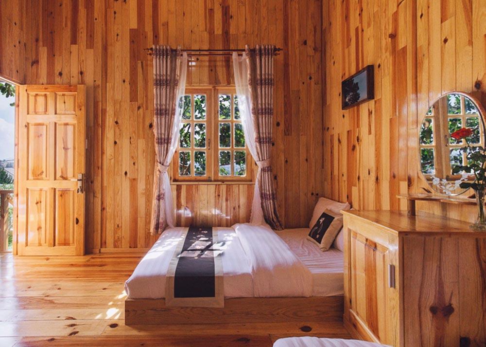 Bán giường gỗ Cần Thơ