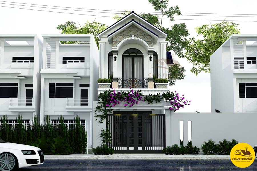 Xây nhà phố hẻm 51 Trần Hưng Đạo, quận Cái Răng, TP Cần Thơ