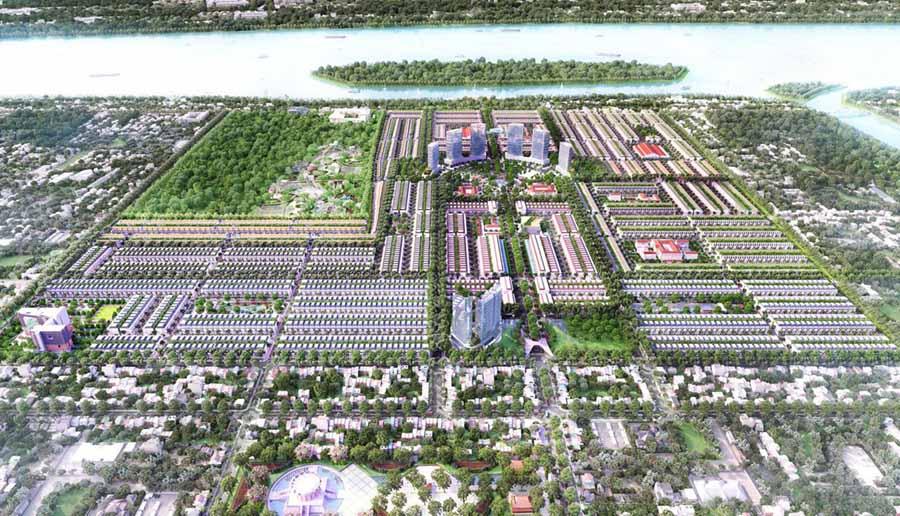 Khu dân cư Ngân Thuận Stella Mega City Cần Thơ