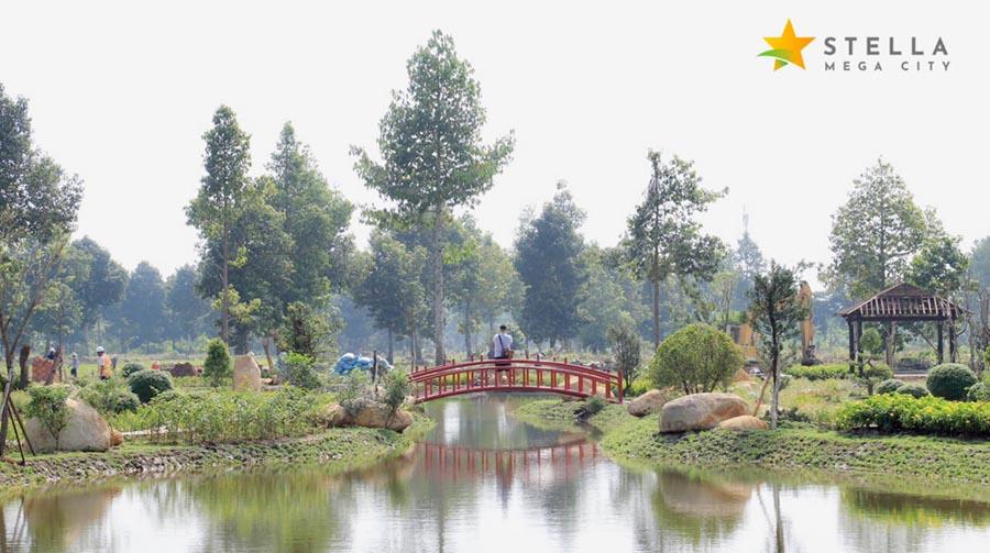 Tiện ích Khu dân cư Ngân Thuận Bình Thủy