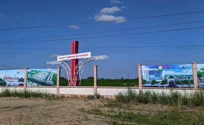 Mua đất Mái Dầm Vạn Phát Sông Hậu - Hậu Giang giá rẻ