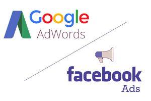 nên chạy quảng cáo google ads hay Facebook ads