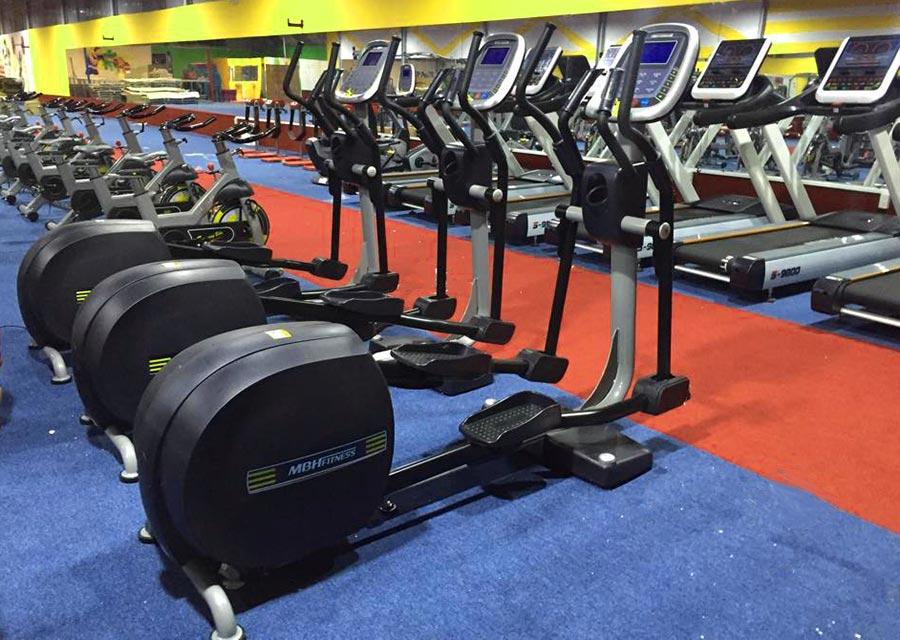 Phòng gym tại Cần Thơ
