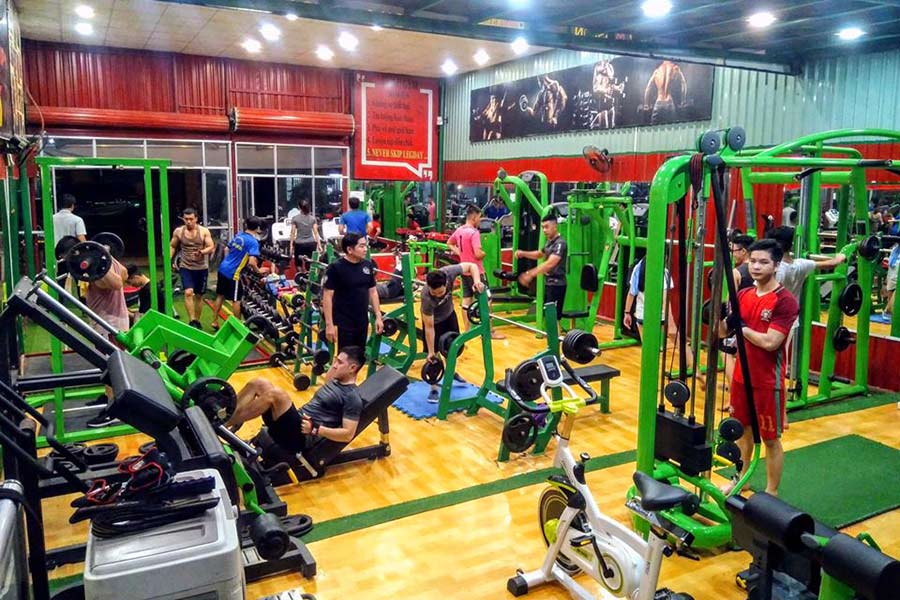 Home gym Cần Thơ