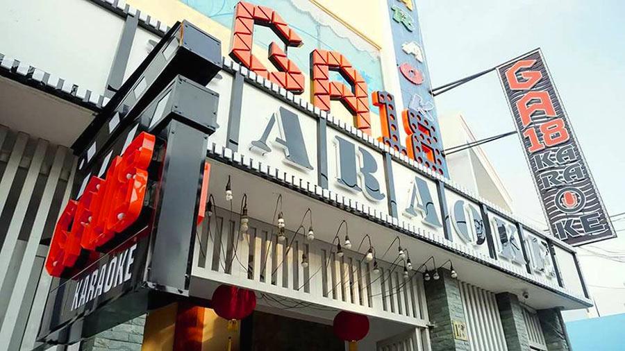 karaoke GA 18 Lê Bình