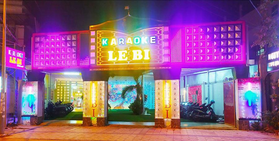 Karaoke Lebi ở Cân Thơ