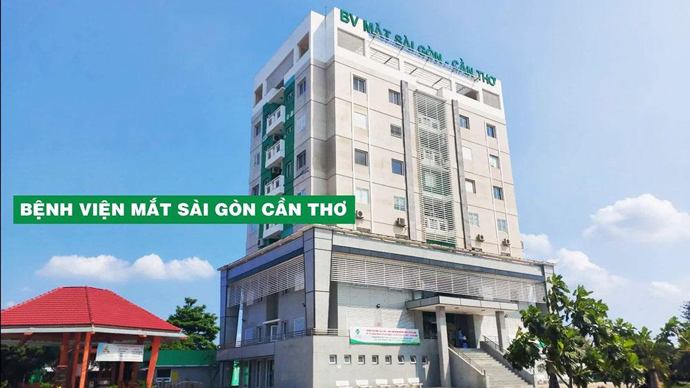 Bệnh viện mắt Sài Gòn Cần Thơ